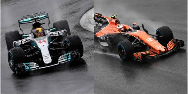 GP d'Italie: Hamilton bat le record de Schumi pour la pole, Vandoorne partira 8e ! - La DH