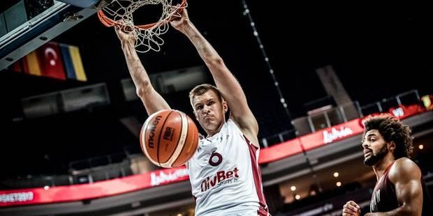 Eurobasket: ?Je n'aurai pas besoin de remotiver les joueurs? - La DH