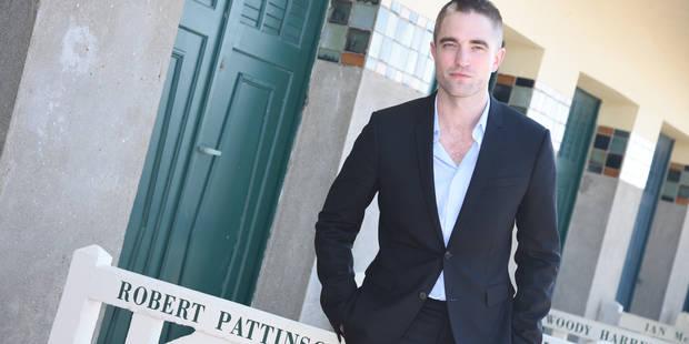 Festival du film américain à Deauville : Robert Pattinson, en célibataire - La DH