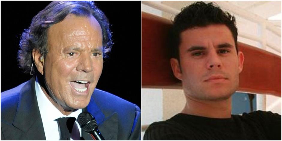 Un Espagnol se disant le fils de Julio Iglesias présente une demande en paternité