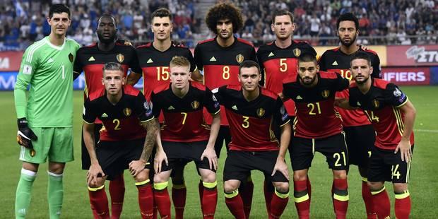 Les supporters belges doivent patienter pour acheter leur billet pour le Mondial en Russie - La DH