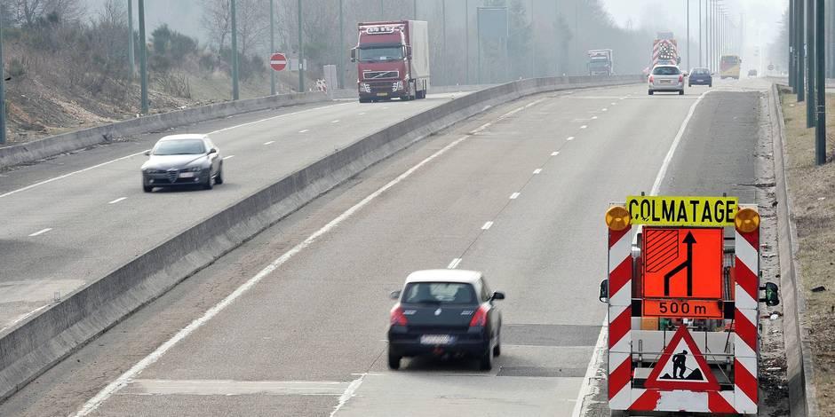 les pires routes d 39 europe en wallonie la dh. Black Bedroom Furniture Sets. Home Design Ideas