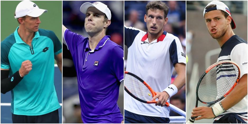 US Open: Qui sera le plus malin pour s'extirper jusqu'en finale? - La DH