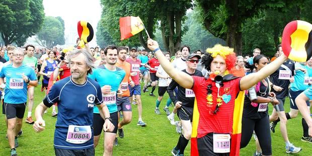 La course à pied en plein boom à Bruxelles - La DH