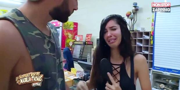 Nabilla fond en larmes sur fond de détresse capillaire (VIDEO) - La DH