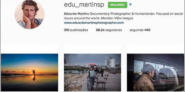 Eduardo Martins, ce photographe de guerre réputé qui n'a jamais existé - La DH