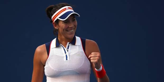 Garbiñe Muguruza profite des malheurs de Pliskova et deviendra la nouvelle reine du tennis féminin - La DH