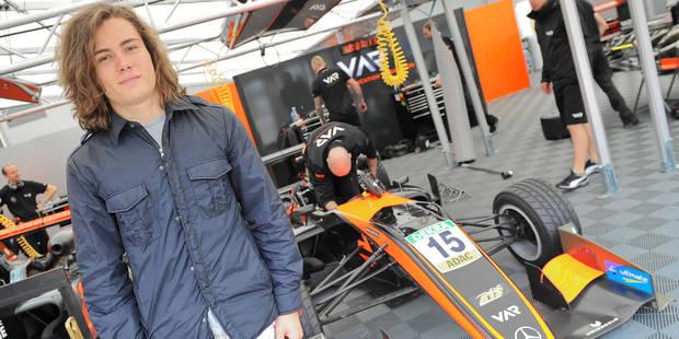 Max Defourny débutera en F3 au Nürburgring - La DH