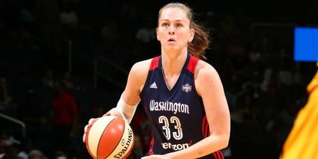 WNBA: Meesseman envoie Washington au second tour des Playoffs - La DH