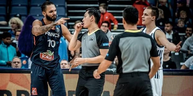 Eurobasket Day 7: La Grèce sauve sa peau de justesse; Evan Fournier pète un plomb et se fait exclure! (+VIDEOS) - La DH