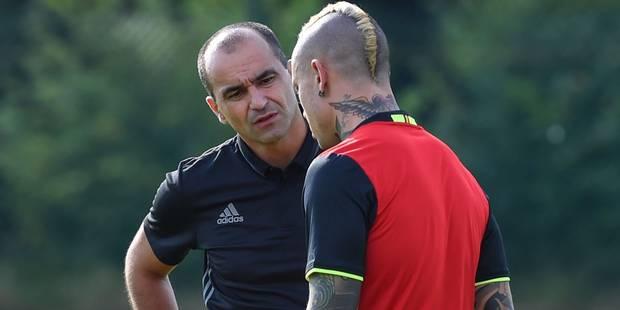"""Martinez ne ferme pas la porte: """"Radja peut revenir en équipe nationale"""" - La DH"""
