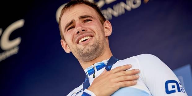 Tour de Grande-Bretagne: Victor Campenaerts deuxième du contre-la-montre - La DH