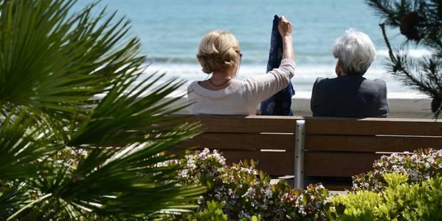 22.000 retraités belges passent leurs vieux jours en France - La DH