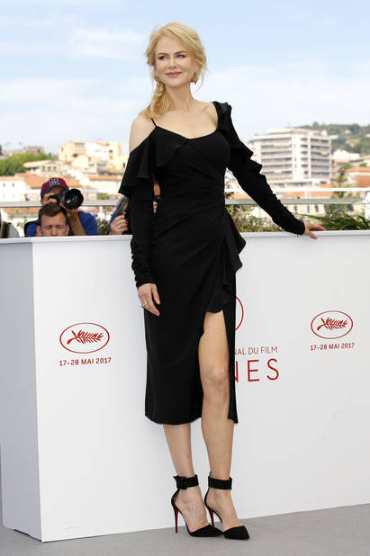 Ultra-chic pour le photocall