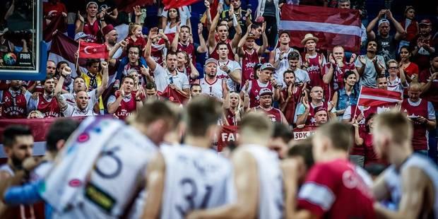 Eurobasket: Préface des huitièmes de finale de ce week-end - La DH