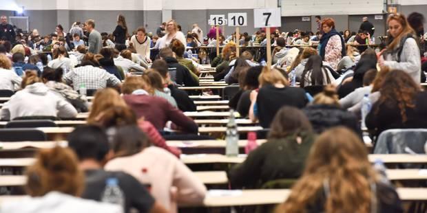 L'examen d'entrée en médecine et dentisterie vertement critiqué par les étudiants - La DH