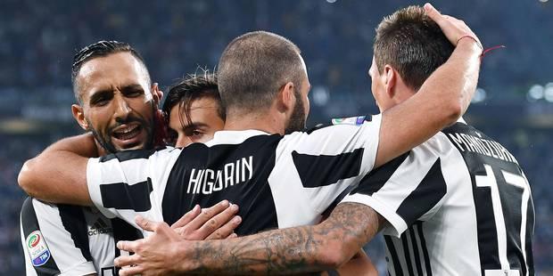 Serie A: la Juventus fait tranquillement le plein - La DH