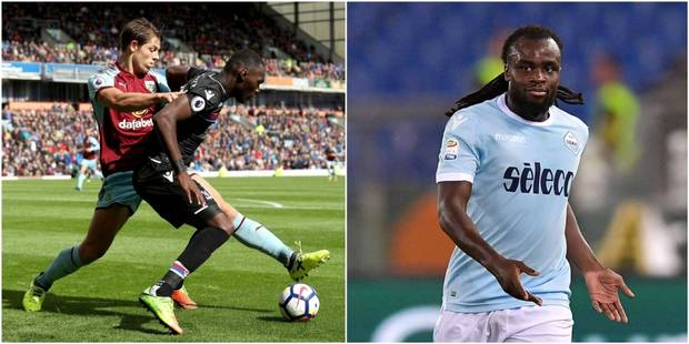 Les Belges à l'étranger: Benteke et Palace toujours en panne de buts contre Defour, la Lazio de Lukaku étrille l'AC Mila...