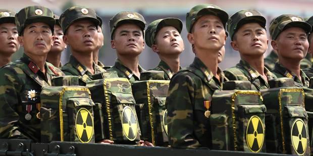 """Pyongyang menace Washington de """"la plus grande des souffrances"""" - La DH"""