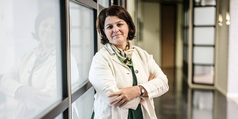 """Marie-Hélène Ska: """"Bacquelaine n'a pas de plan global pour les pensions"""" - La DH"""
