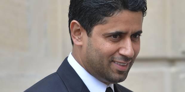 """Al-Khelaifi: """"Nous avons un an pour remplir les critères du fair-play financier"""" - La DH"""