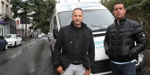 Les camionnettes bannies des rues schaerbeekoises - La DH