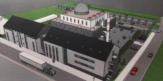La Louvière: le projet de nouvelle mosquée accepté mais conditionné par le collège communal - La DH