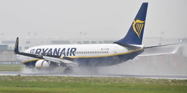 110 vols Ryanair bloqués suite à une grève des contrôleurs aériens - La DH