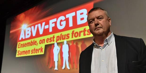 """La FGTB réunira son comité fédéral le 26 septembre pour décider d'un """"plan d'actions"""" - La DH"""