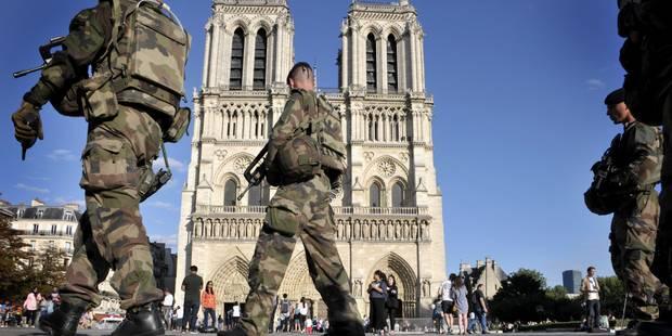 Attentat manqué à Notre-dame de Paris: une habitante de Wevelgem maintenue en détention - La DH