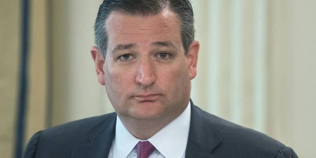Quand le Républicain Ted Cruz like un tweet pornographique - La DH