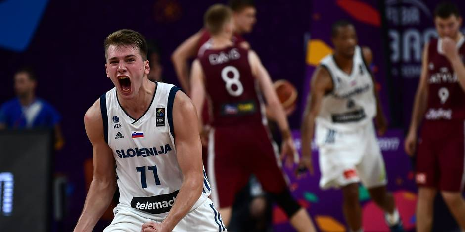 Euro de basket: la Slovénie écarte la Lettonie en quarts et affrontera l'Espagne en demies