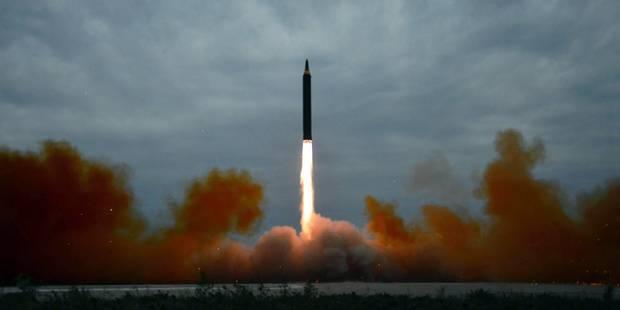 """L'essai nucléaire nord-coréen à nouveau réévalué, à """"plus de 16 fois Hiroshima"""" - La DH"""