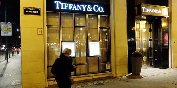 Les braqueurs de la bijouterie Tiffany devant la justice - La DH
