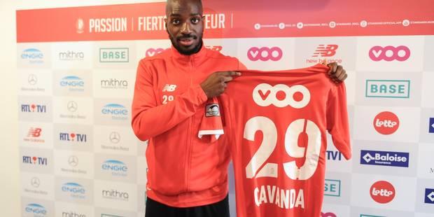 """Luis Pedro Cavanda: """"Le Standard est la meilleure équipe de Belgique"""" - La DH"""