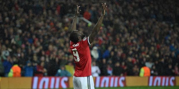 Découvrez le chant, limite, des fans de United en l'honneur de Lukaku (VIDEO) - La DH