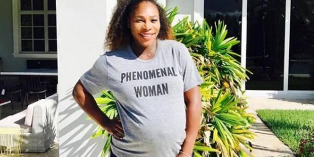 Serena Williams présente son bébé sur Instagram - La DH