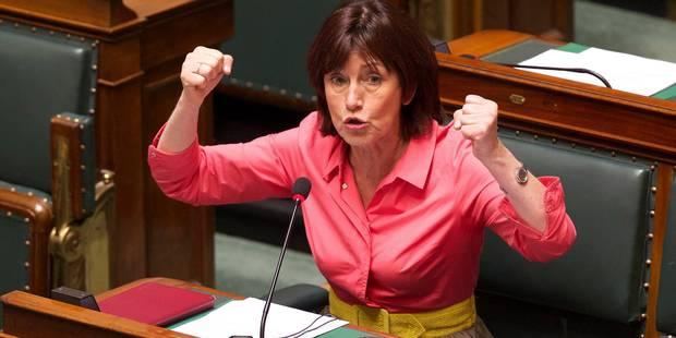 """Laurette Onkelinx quitte la vie politique: """"Un retrait surprise qui envoie plusieurs messages à usage interne au PS"""" - L..."""