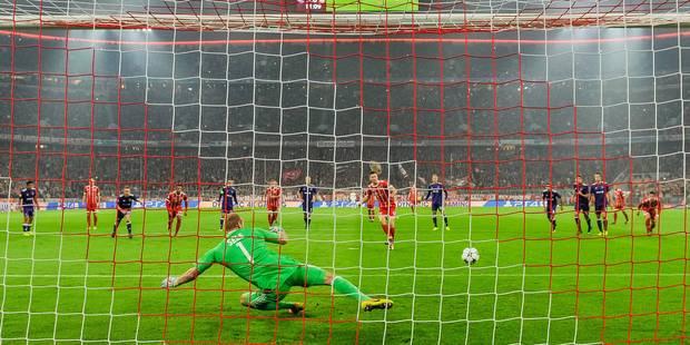 En 10 ans, le nombre de penaltys sifflés en Ligue des champions a explosé ! - La DH