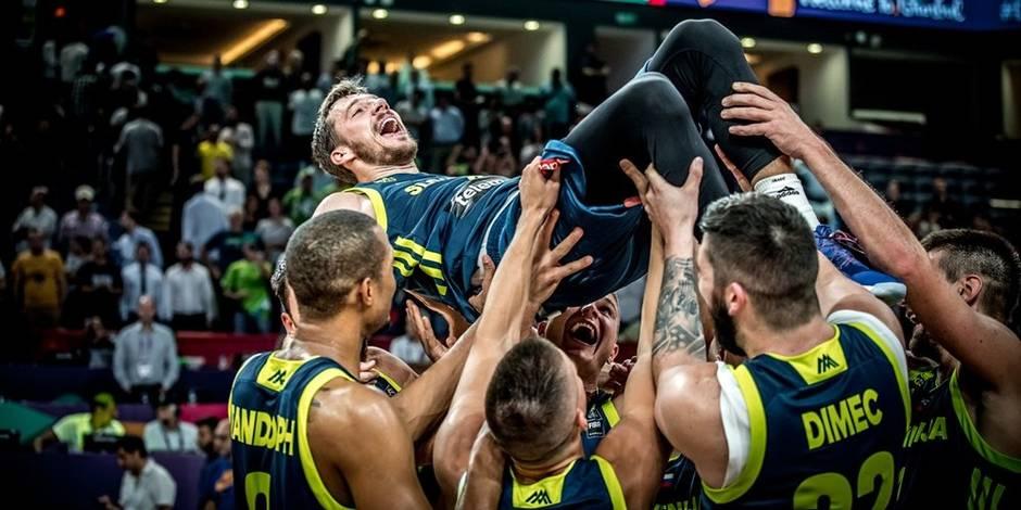 Eurobasket Day 13: Dragic et Doncic écrivent la plus belle histoire de la Slovénie; la classe de Pau Gasol bon perdant... (+VIDEOS)