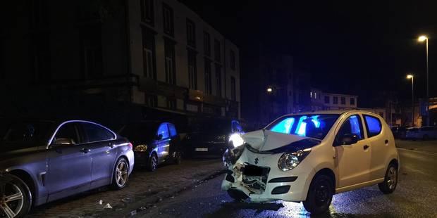Trois voitures impliquées dans une collision à Huy - La DH