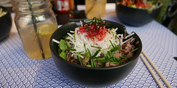 Où bien manger asiatique à Bruxelles ? - La DH