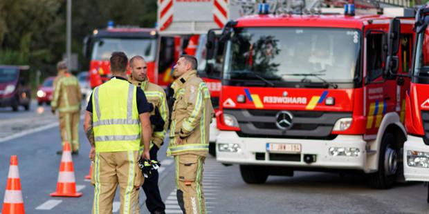 Incendie à Beersel: le parquet désigne un expert en incendie - La DH