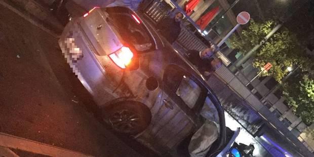 Grave accident dans le tunnel Louise: un trentenaire perd la vie, le passager grièvement blessé - La DH