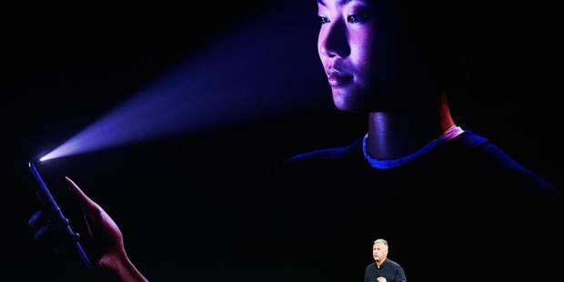Face ID: comment Apple se paye-t-il notre tête ? - La DH