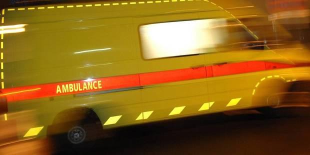 Soumagne : grave accident de la route - La DH