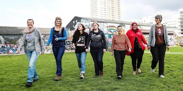 Les femmes se sentent en insécurité dans les parcs bruxellois - La DH