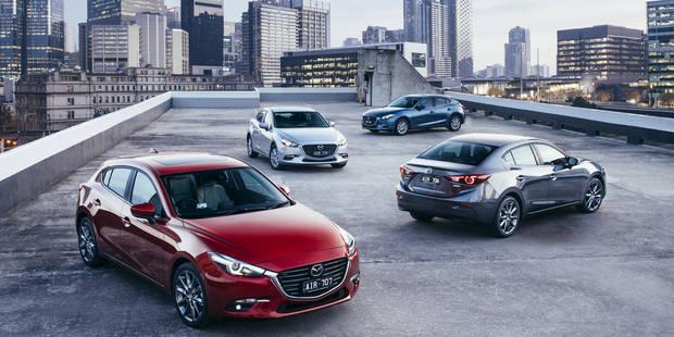 Toutes les Mazda électrifiées pour 2030 - La DH