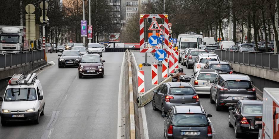Réforme de la fiscalité automobile à Bruxelles: la phase d'étude démarre
