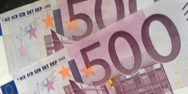 Mystère dans des toilettes suisses... bouchées par des liasses de 500 euros - La DH